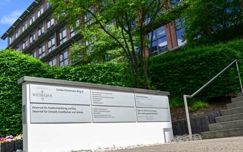 Verwaltungsstandort Gustav-Stresemann-Ring 15 öffnet wieder