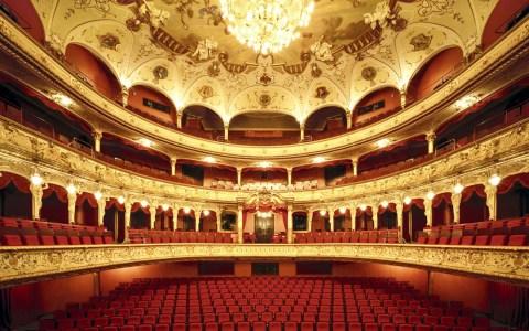 Staatstheater Wiesbaden, Großer Saal ©Rafael Neff