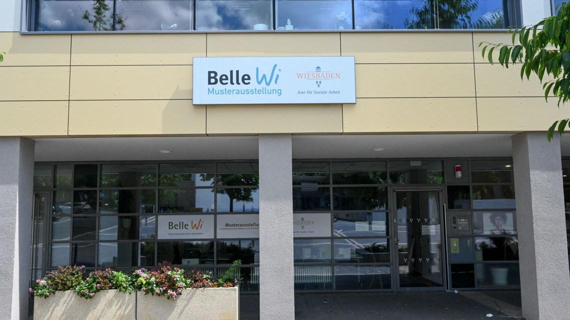 Musterausstellung Belle-Wi