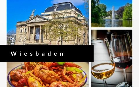 Wiesbaden, Wein und Sehenswürdigkeiten