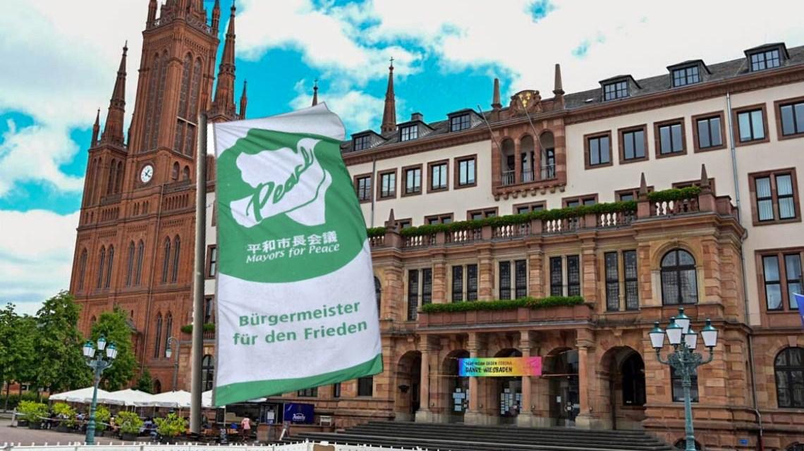 Mayor for Peace in Wiesabden