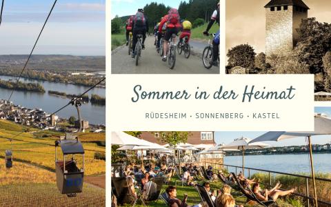 Sommerferien: Wegfahren ist in diesem Jahr schwer: Darum Sommer in der Heimat