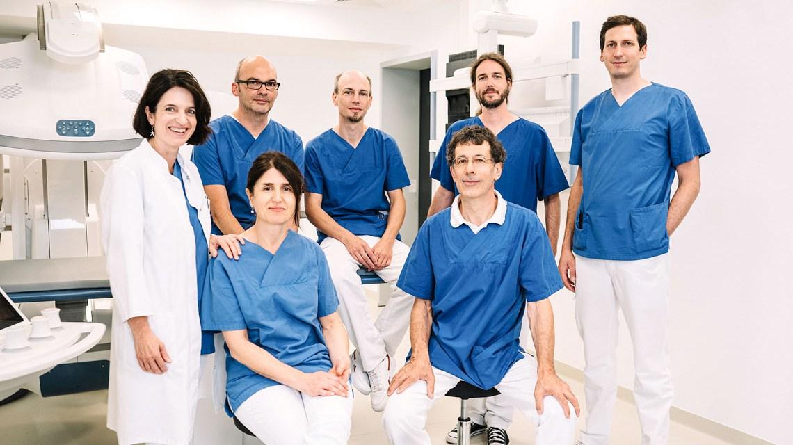 Asklepios Paulinen Klinik bei Diagnose und Therapie von Erkranku