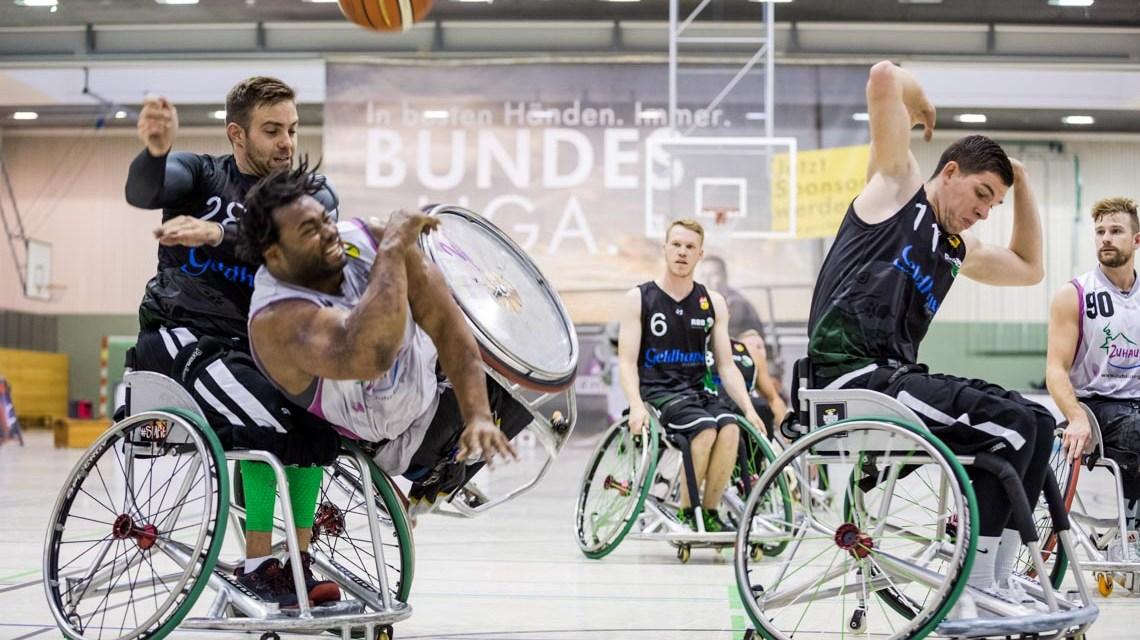 Publikumsliebling Tommie Lee Gray kehrt nach Wiesbaden zurück. Foto: Steffie Wunderl