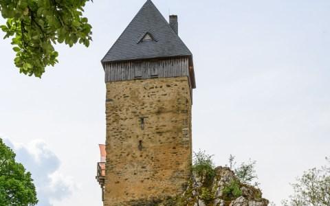 Burg Frauenstein ©2020 Thomas_Weichel pixabay