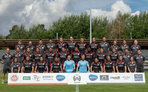 SVWW Mannschaftsfoto