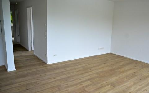 Wohnraum, Wohnung, Wohnungsangebot, Fertigstellung 1. Bauabschnitt Waldviertel