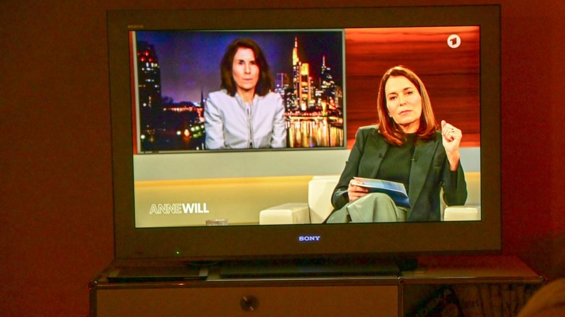 Kaschlin Butt bei Anne Will