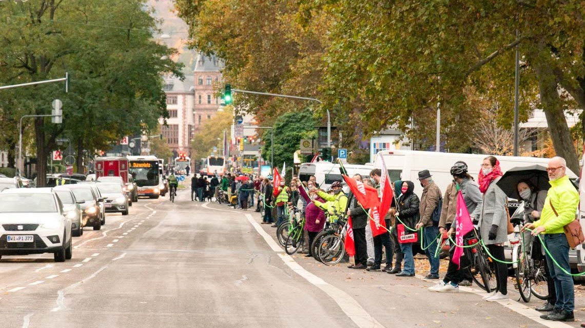 City-Bahn: Ein grünes Band durch die Stadt