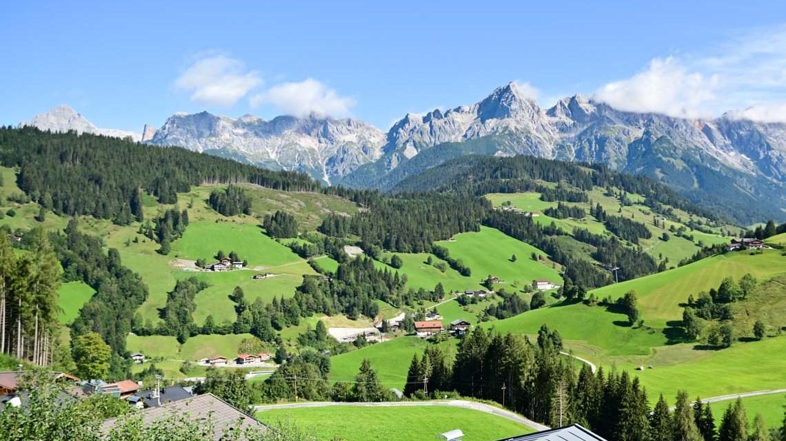 Alpen Österreich Maria Alm ©2020 Volker Watschounek