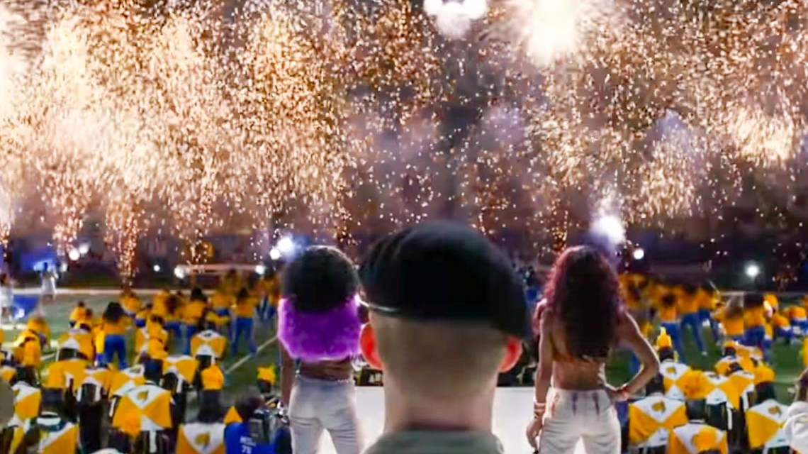 Im Caligari: Billy Lynn's Long Halftime Walk Official Foto: Sony Pictures