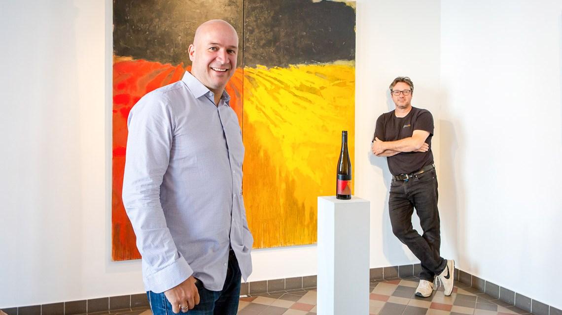 Ingmar Jung und Michael Apitz