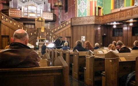Kulturherbst an der Lutherkirche