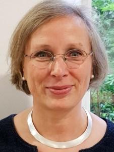 Schulpfarrerin Tina Neumann