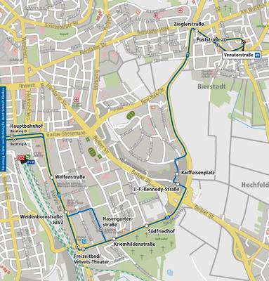 Bus Linienverkehr, Fahrplanwechsel