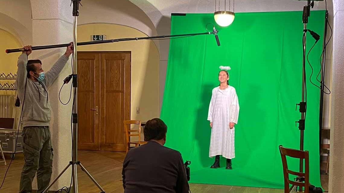 Film der Evangelischen Singakademie online statt Familiengottesdienst an Heiligabend