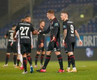 SV Wehen Wiesbaden - VfB Lübeck, 4:2