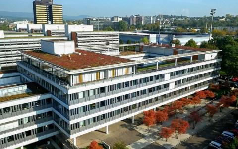 SOKA-BAU in Wiesbaden