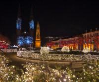 Wiesbaden illuminiert