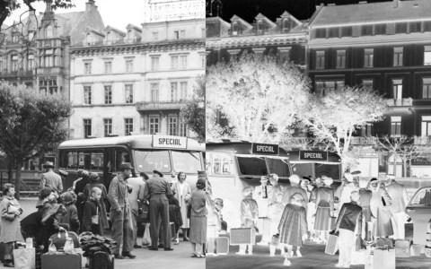 """Eröffnung der virtuellen Ausstellung """"Amerikaner in Wiesbaden 1945-1963"""