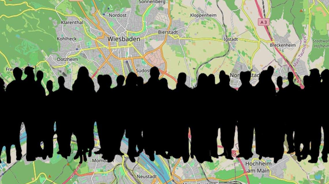 Wiesbaden wächst, ein bisschen