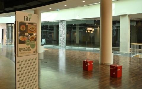 Räume im Lili am Bahnhof zur kulturellen Zwischennutzung