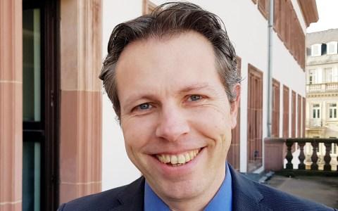 Marcus Bittner ist neuer Leiter des städtischen Personalamtes