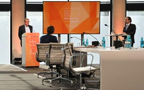 Gipfeltreffen der deutschen Veranstaltungswirtschaft