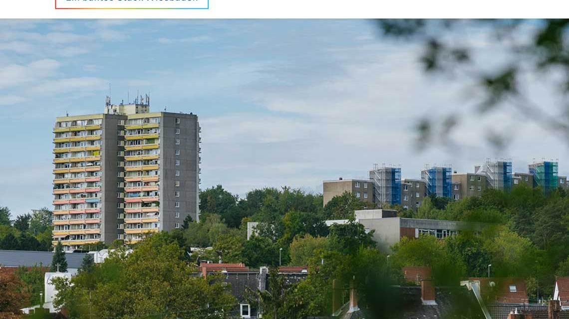 Screenshot Schelmengraben Webseite