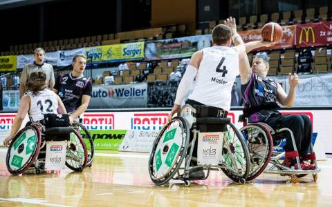 Rhine River Rhinos verpassen Chance in Warendorf
