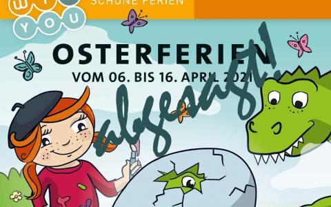 Osterferienprogramm abgesagt ©2021 LH Wiesbaden