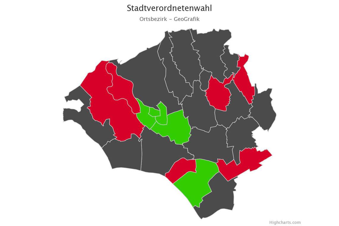 Wiesbaden ist bunter geworden.