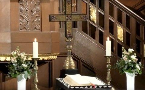 Zehn-Prozent-Aktion, Gottesdienst in der Lutherkirche Wiesbaden