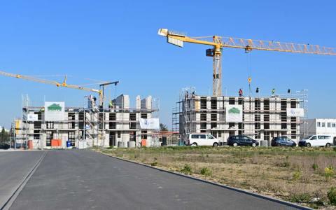 Archivbild ©2021 Neubaugebiet in Nordenstadt