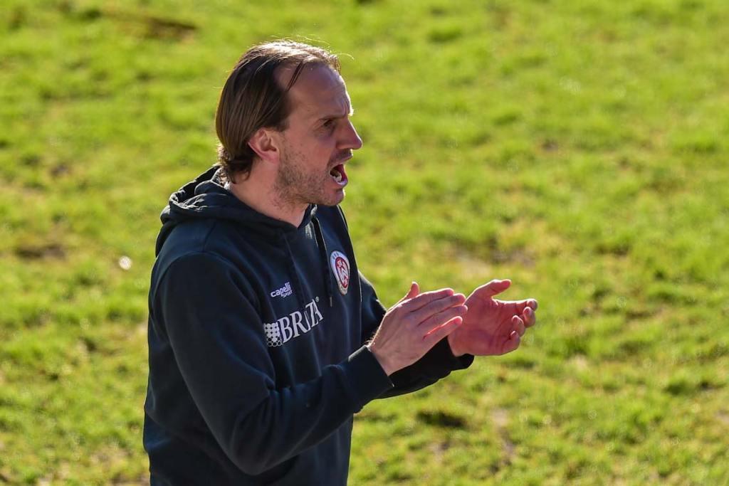 Kaderplanung, Trainer Rüdiger Rehm
