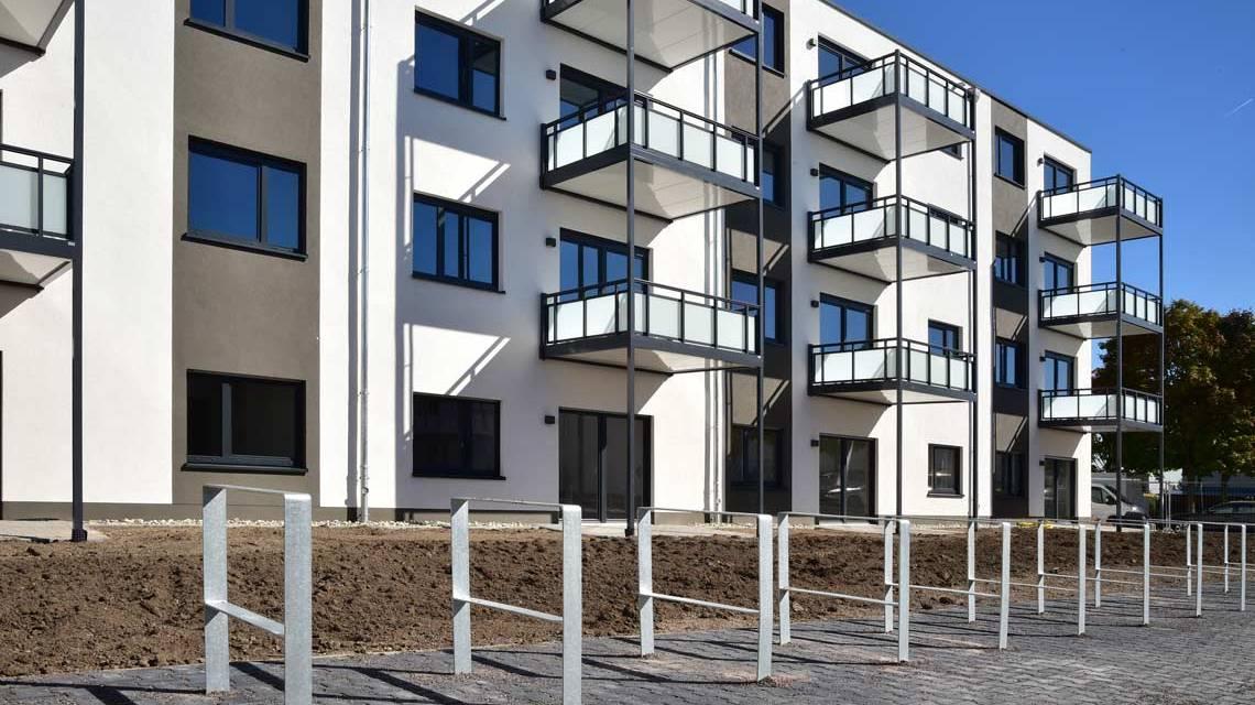 Vonovia Neubaugebiet in Dotzheim