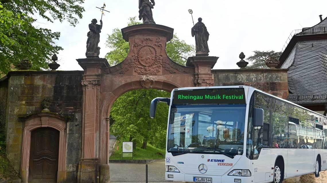 Kombi Tikcet Rheingau Musikfestiival