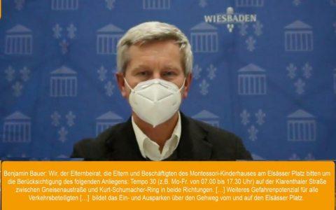 Andreas Kowol Online-Sprechstunde