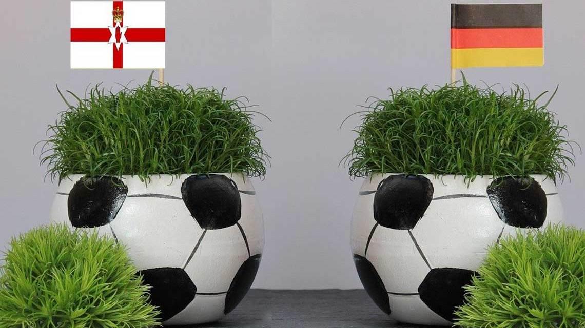 Achtelfinale: Deutschalnd England