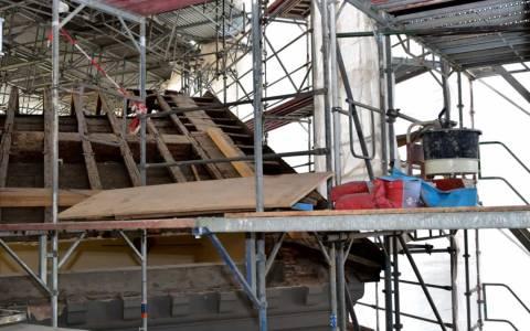 Bauliche Veränderungen gehören angezeigt und genehmigt.