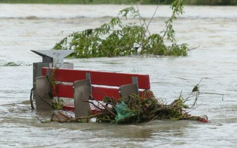 Hochwasser, Flutkatastrophe