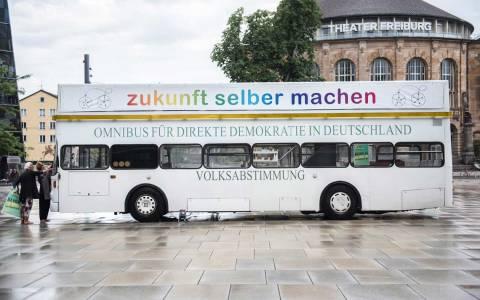 Zukunft selber machen OMNIBUS in Freiburg