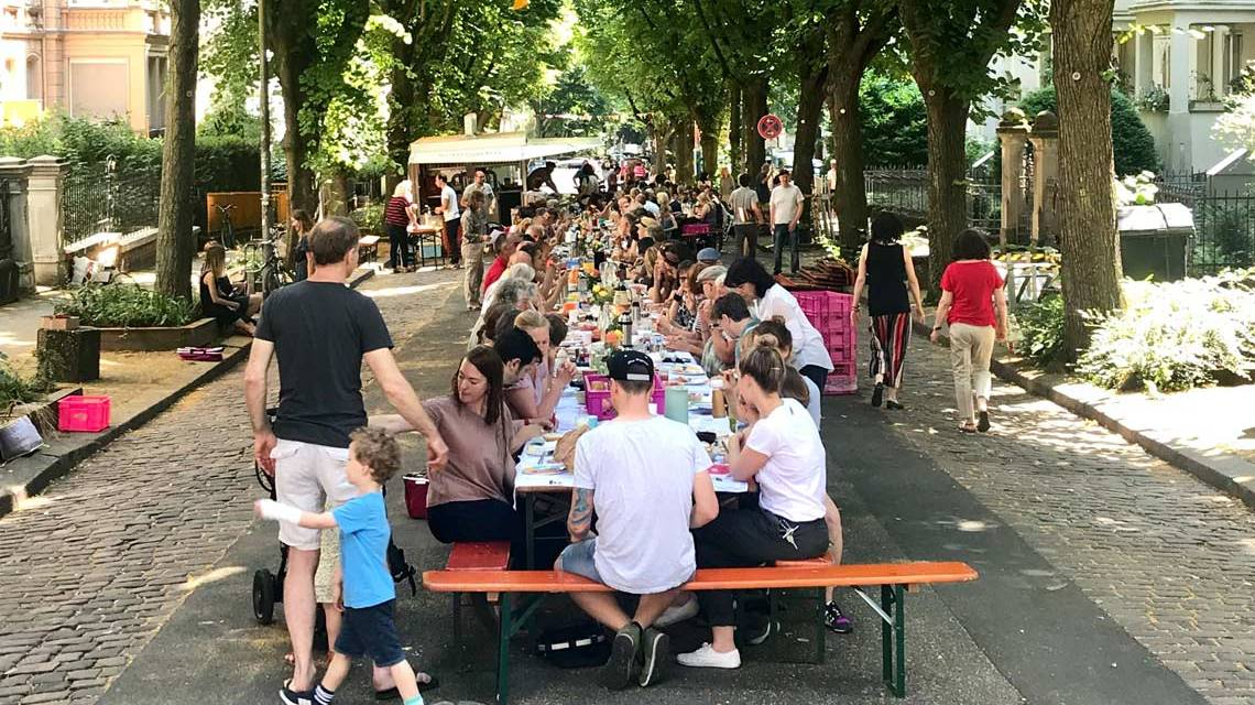 Superblock Sonntag in Wiesbaden