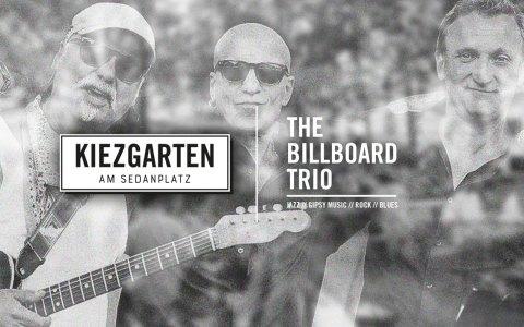 Billboardtrio jetzt im Kiezgarten