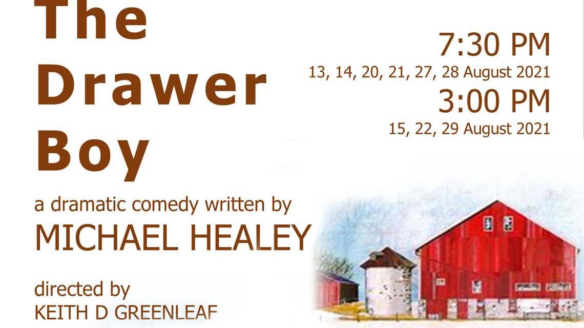 Wiesbaden English Language Theater (WELT) zeigt Drwaer Boy
