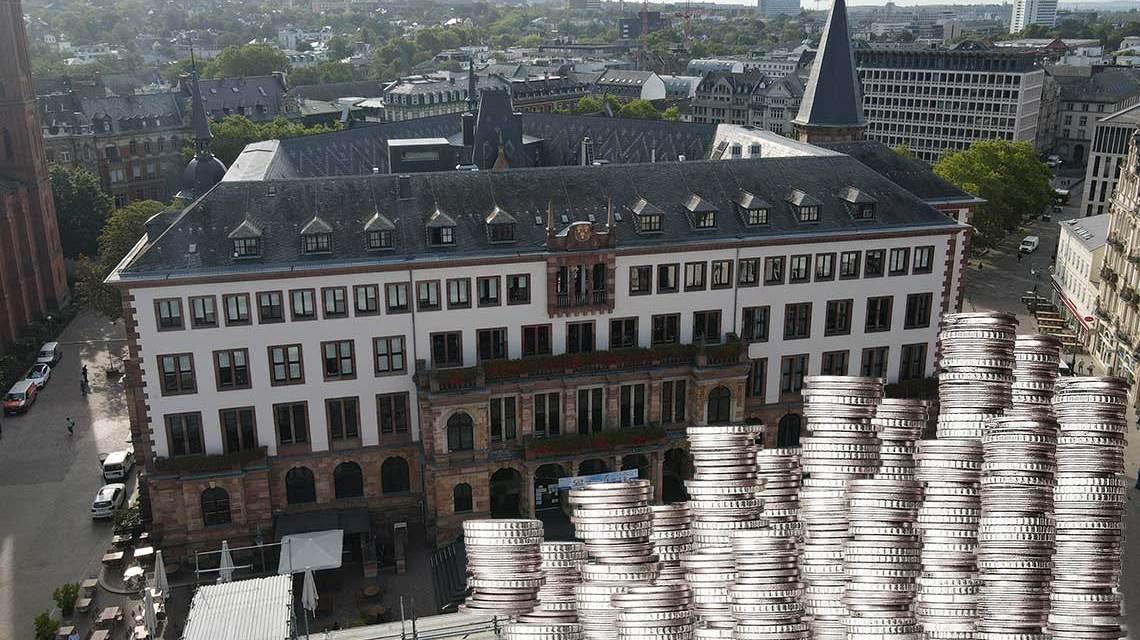 Imholz bringt Kämmererentwurf des Haushaltsplans 2022/2023 ein