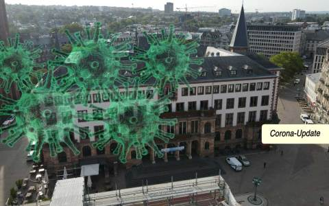 SARS-Cov-2: Corona-News Update Wiesbaden