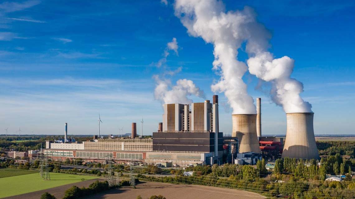 Klimawandel, Kraftwerk Weisweiler Luftbild Foto Arthur Konze Wikipedia-CC-BY-SA-4.0