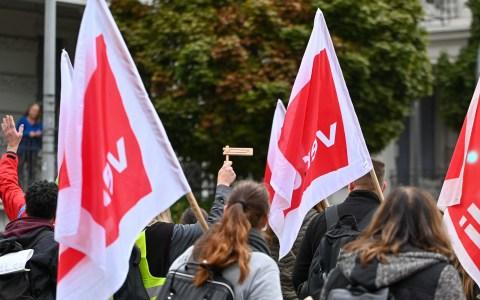 Verdi ruft Bankangestellte zum Streik auf