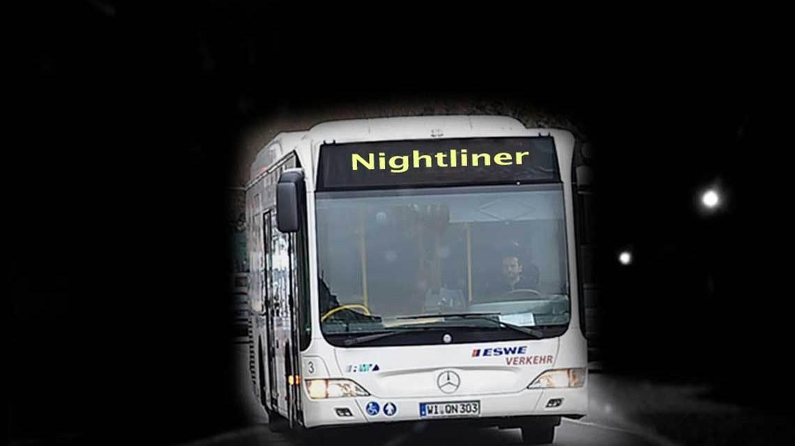 Nightliner im Handlungsprogramm Jugend ermöglichen